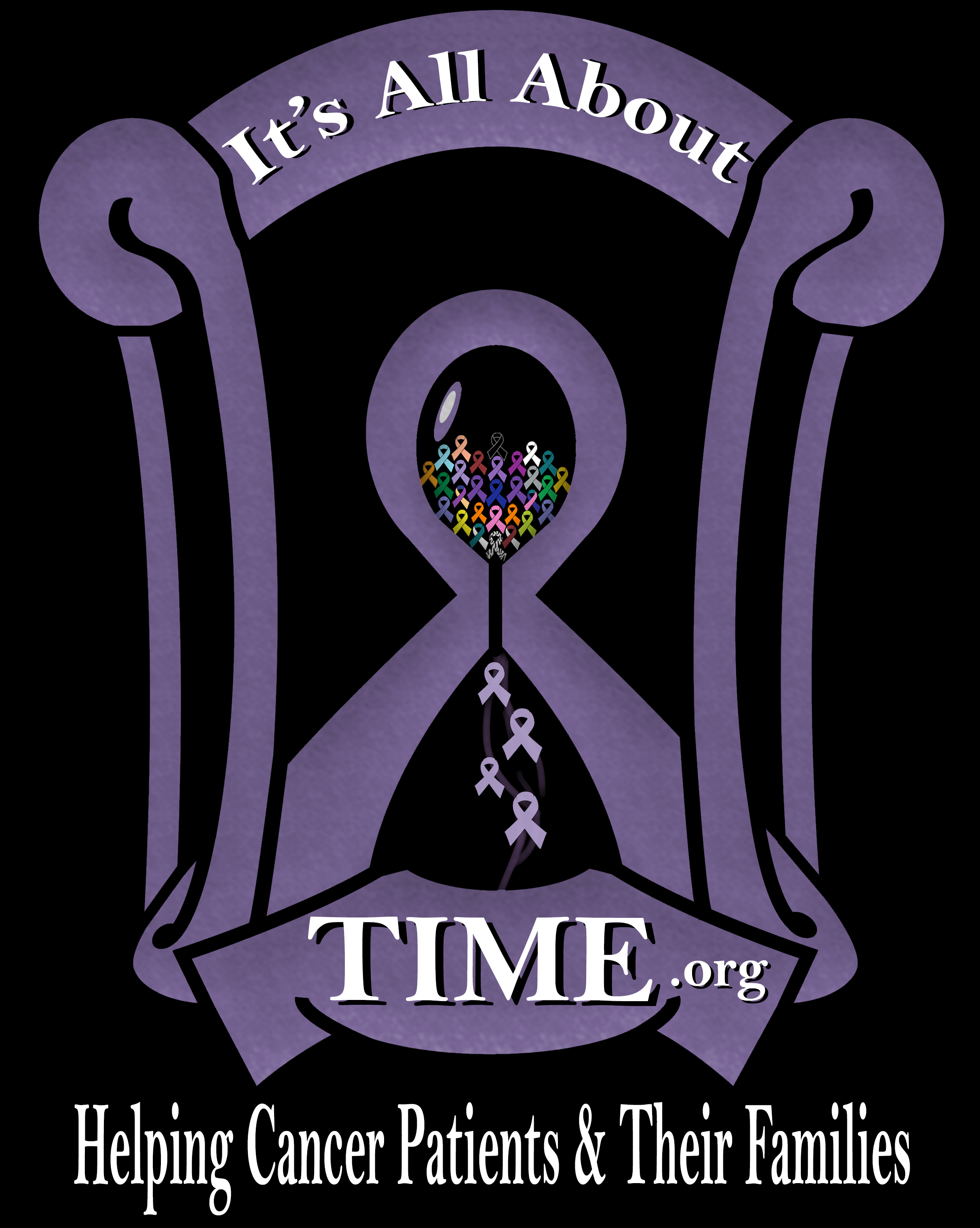 It's All About Time Logo